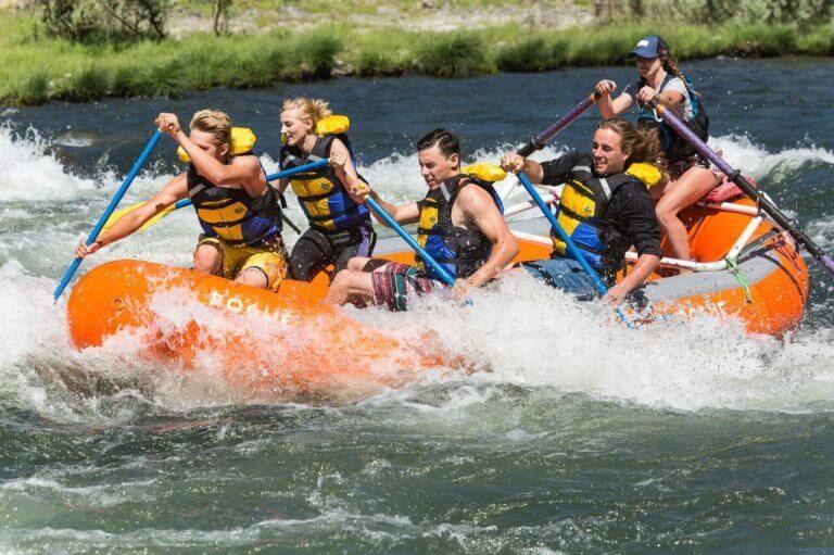 Nugget Rafting Trip