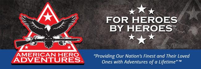 American Hero Adventures Logo