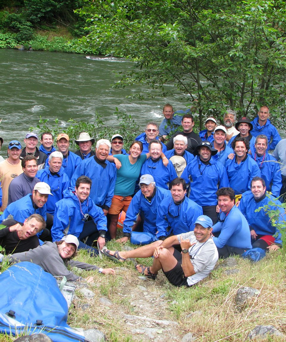Beard Group Rafting Trip
