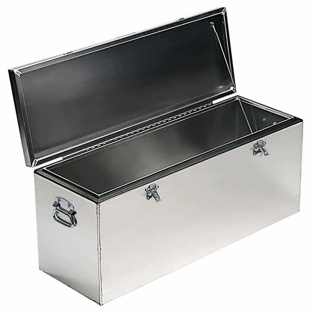 Picture of a dry box.