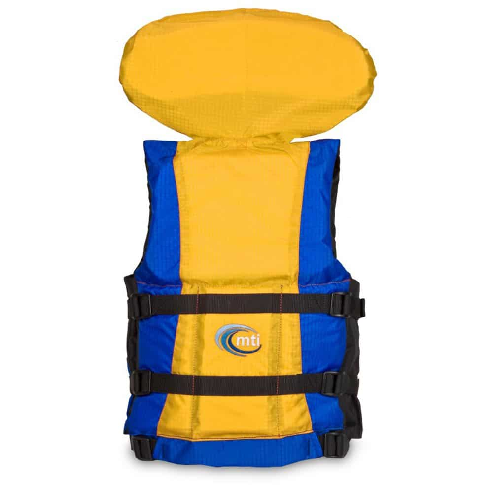 Picture of a lifejacket