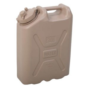 Picture of a water container