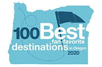 100 Best Destinations in Oregon