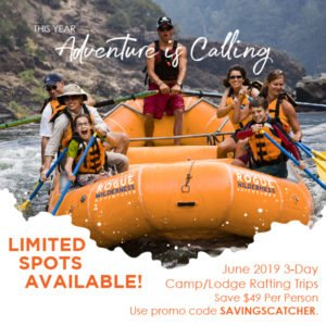 Save on 3-day June trips with promo code Savings Catcher