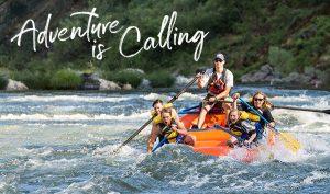 Adventure is Calling!