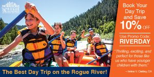 Save 10% with promo RiverDay