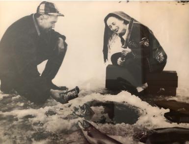 Morrisons Lodge History Blog Fishing