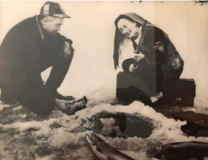 Lloyd and Ruth Morrison
