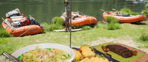 Meals on the River